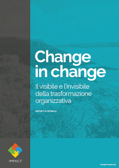 Copertina - Change in Change - Report